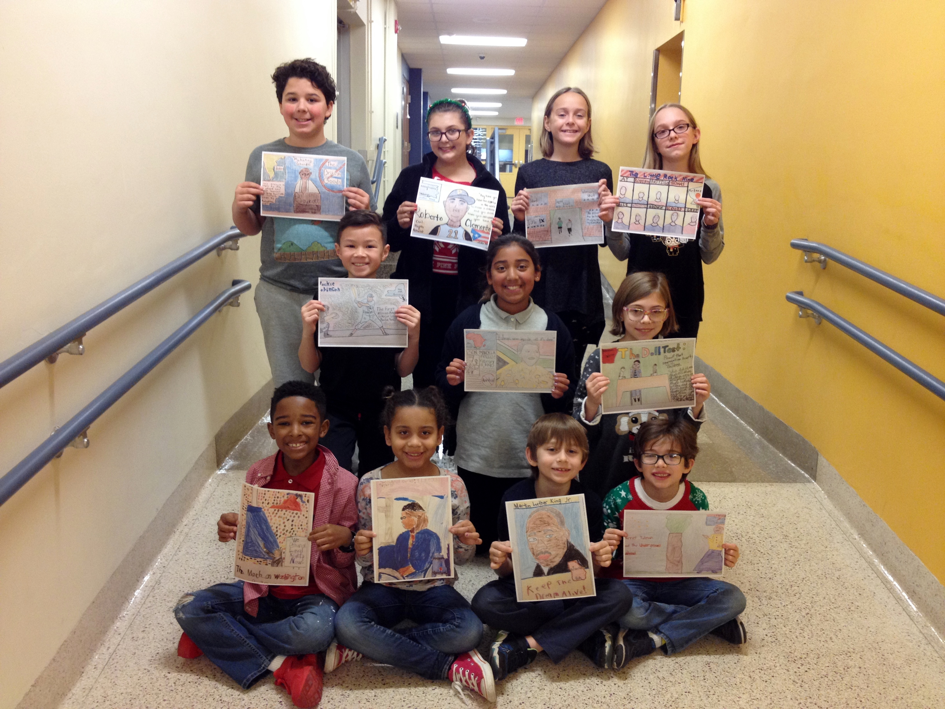 Academy Geography of Civil Rights Movements Postcard Contest Winners