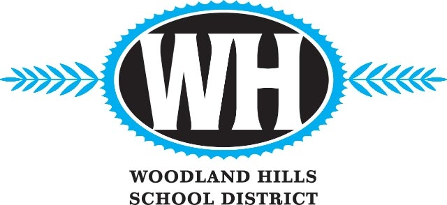 Woodland Hills School District Logo