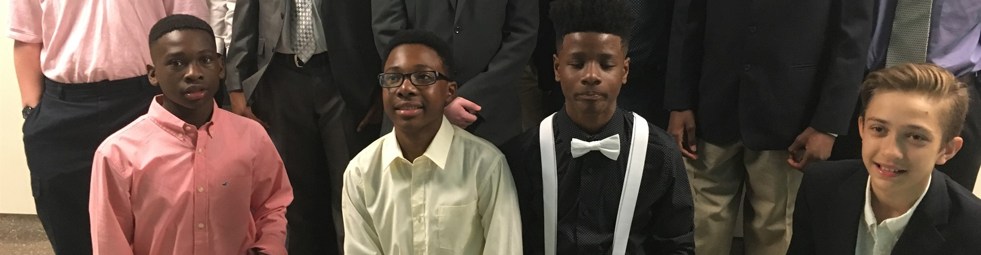 Eighth Grade Promotion Ceremony 5/31/17