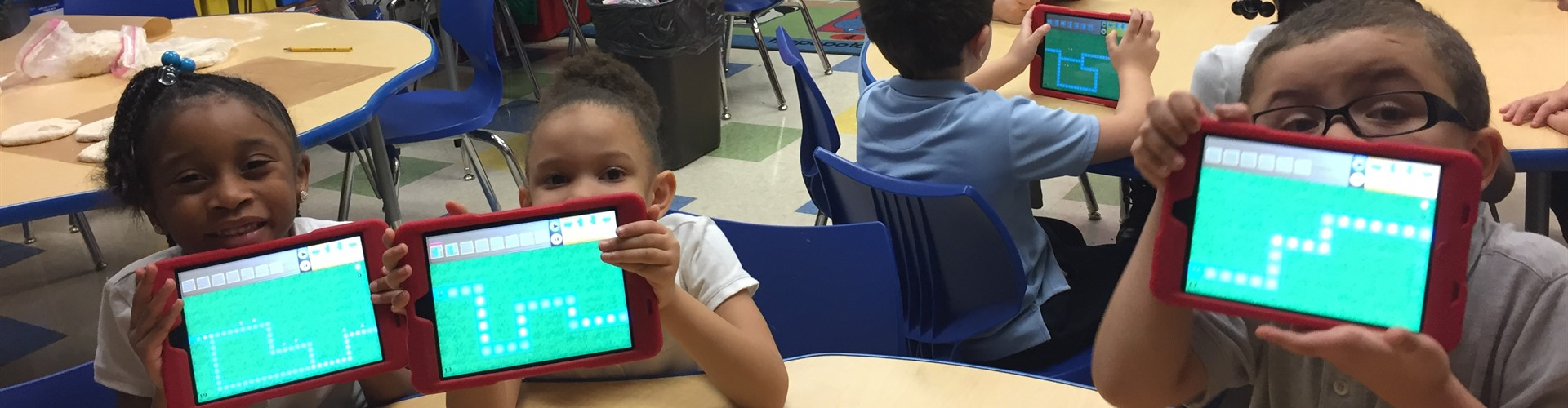 Kindergarten Coding with Kodable
